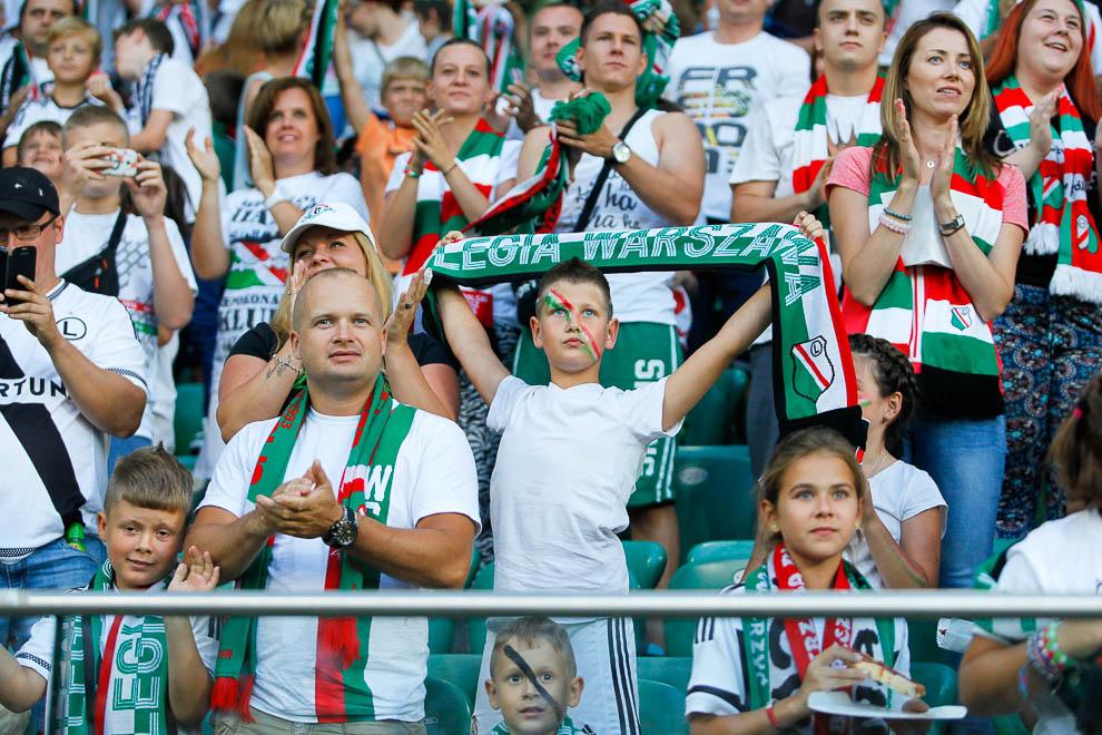 Legia Warszawa 1-2 Korona Kielce - fot. Piotr Galas/wiadomosci24.pl (zdjęcie 45 z 81)