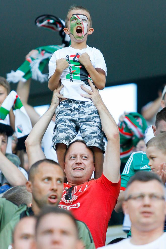 Legia Warszawa 1-2 Korona Kielce - fot. Piotr Galas/wiadomosci24.pl (zdjęcie 48 z 81)