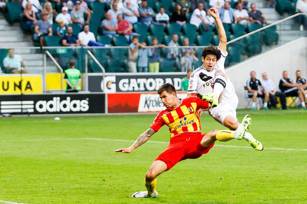 Legia Warszawa 1-2 Korona Kielce - fot. Piotr Galas/wiadomosci24.pl (zdjęcie 50 z 81)