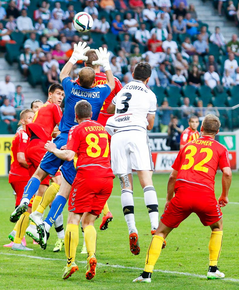 Legia Warszawa 1-2 Korona Kielce - fot. Piotr Galas/wiadomosci24.pl (zdjęcie 57 z 81)