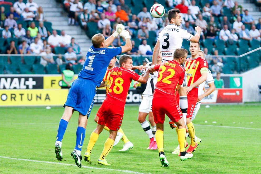 Legia Warszawa 1-2 Korona Kielce - fot. Piotr Galas/wiadomosci24.pl (zdjęcie 59 z 81)