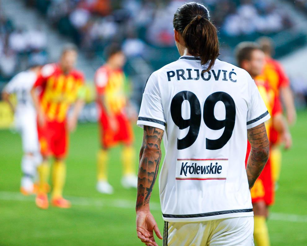 Legia Warszawa 1-2 Korona Kielce - fot. Piotr Galas/wiadomosci24.pl (zdjęcie 64 z 81)