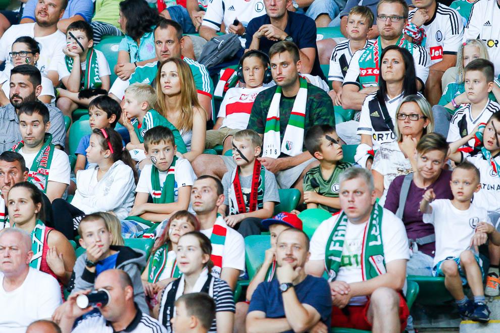 Legia Warszawa 1-2 Korona Kielce - fot. Piotr Galas/wiadomosci24.pl (zdjęcie 67 z 81)
