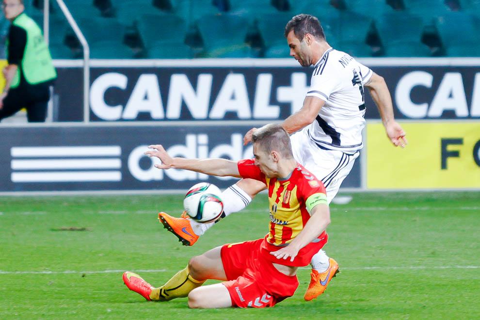 Legia Warszawa 1-2 Korona Kielce - fot. Piotr Galas/wiadomosci24.pl (zdjęcie 69 z 81)
