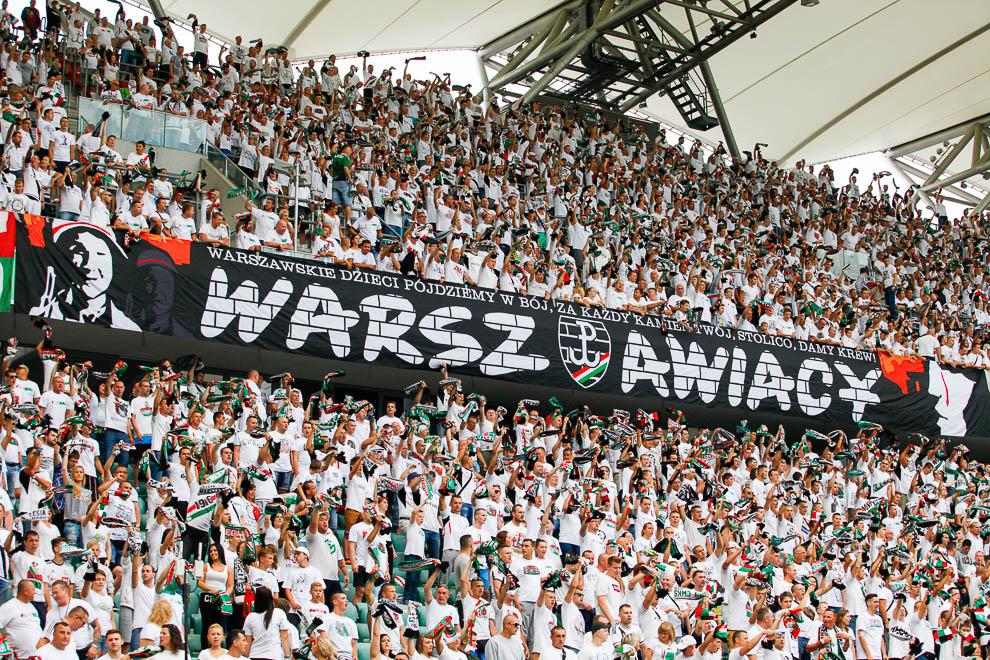 Legia Warszawa 1-2 Korona Kielce - fot. Piotr Galas/wiadomosci24.pl (zdjęcie 7 z 81)
