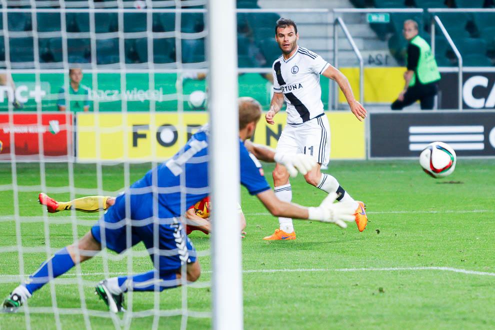 Legia Warszawa 1-2 Korona Kielce - fot. Piotr Galas/wiadomosci24.pl (zdjęcie 70 z 81)