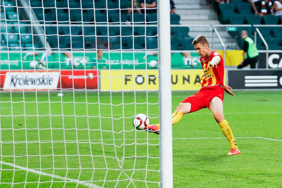 Legia Warszawa 1-2 Korona Kielce - fot. Piotr Galas/wiadomosci24.pl (zdjęcie 71 z 81)