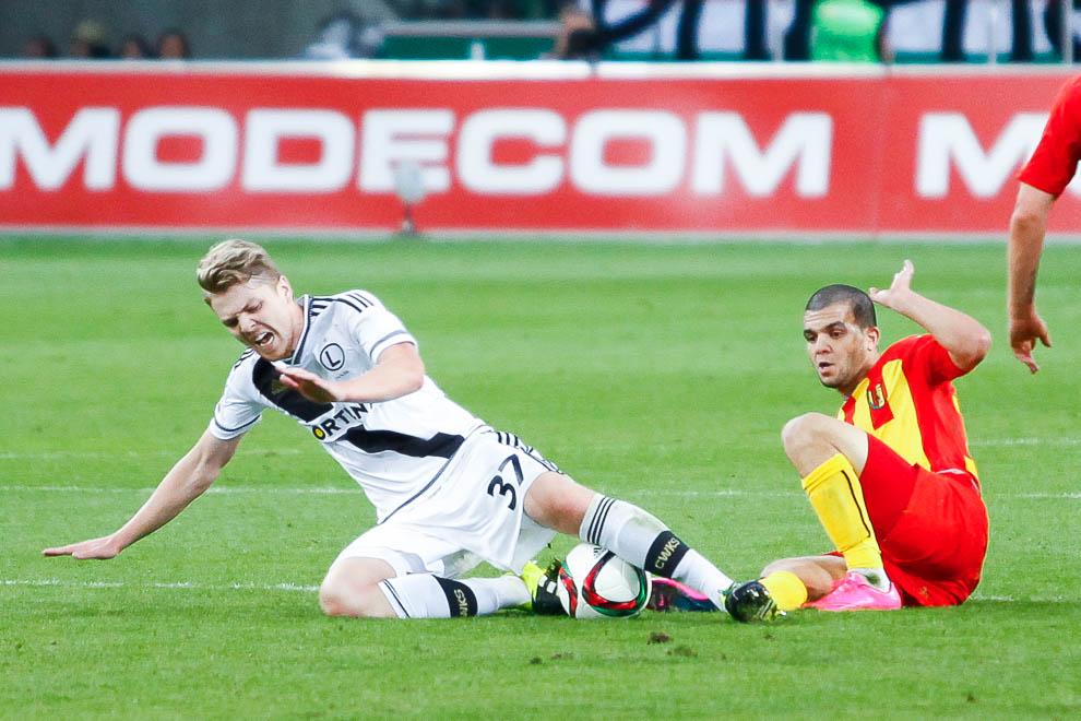 Legia Warszawa 1-2 Korona Kielce - fot. Piotr Galas/wiadomosci24.pl (zdjęcie 72 z 81)