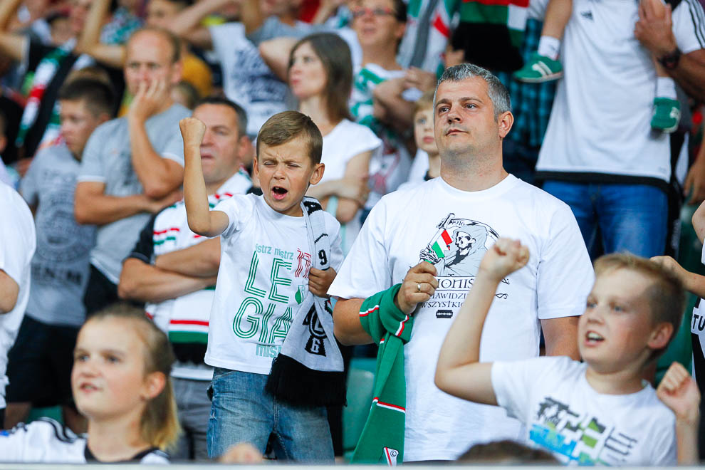 Legia Warszawa 1-2 Korona Kielce - fot. Piotr Galas/wiadomosci24.pl (zdjęcie 73 z 81)