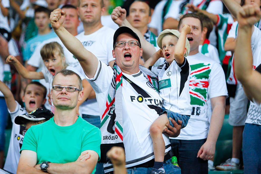 Legia Warszawa 1-2 Korona Kielce - fot. Piotr Galas/wiadomosci24.pl (zdjęcie 74 z 81)