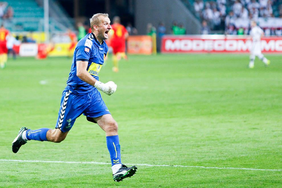 Legia Warszawa 1-2 Korona Kielce - fot. Piotr Galas/wiadomosci24.pl (zdjęcie 78 z 81)