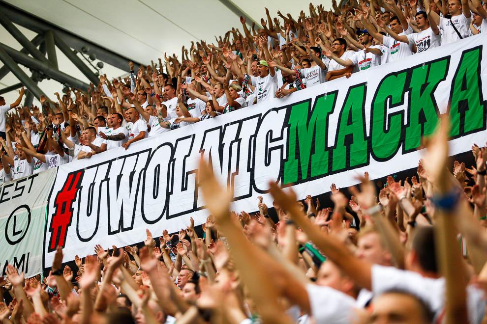 Legia Warszawa 1-2 Korona Kielce - fot. Piotr Galas/wiadomosci24.pl (zdjęcie 8 z 81)