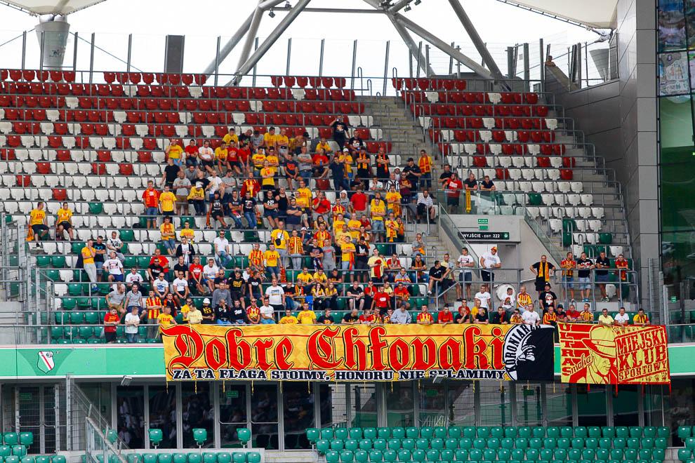 Legia Warszawa 1-2 Korona Kielce - fot. Piotr Galas/wiadomosci24.pl (zdjęcie 9 z 81)