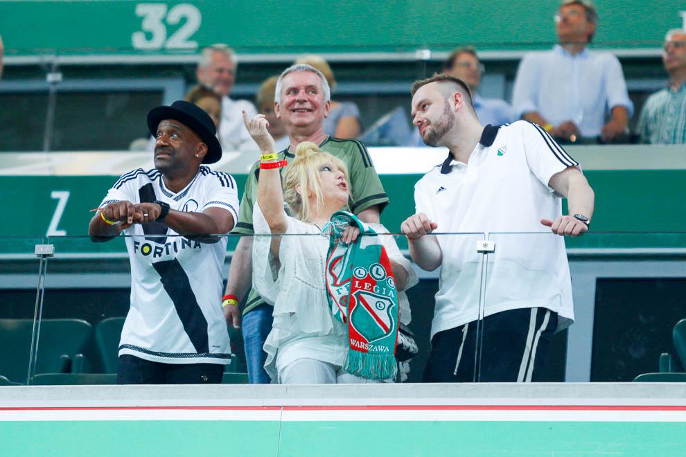 Legia Warszawa 1-0 FK Kukesi - fot. Piotr Galas/wiadomosci24.pl (zdjęcie 1 z 61)