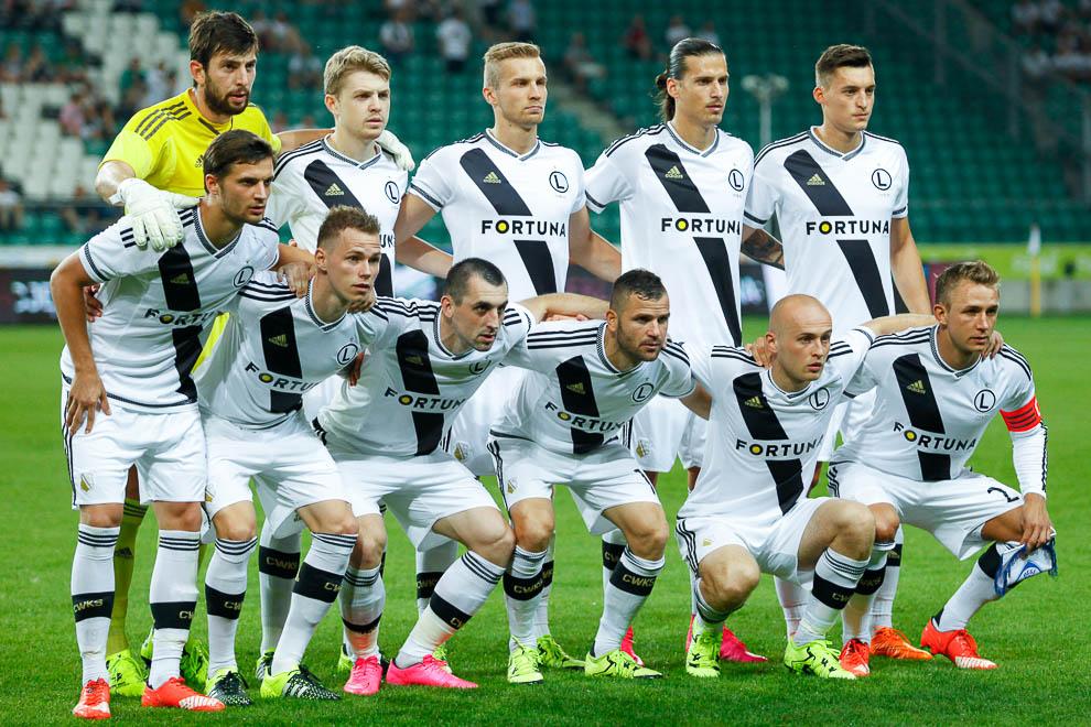 Legia Warszawa 1-0 FK Kukesi - fot. Piotr Galas/wiadomosci24.pl (zdjęcie 12 z 61)