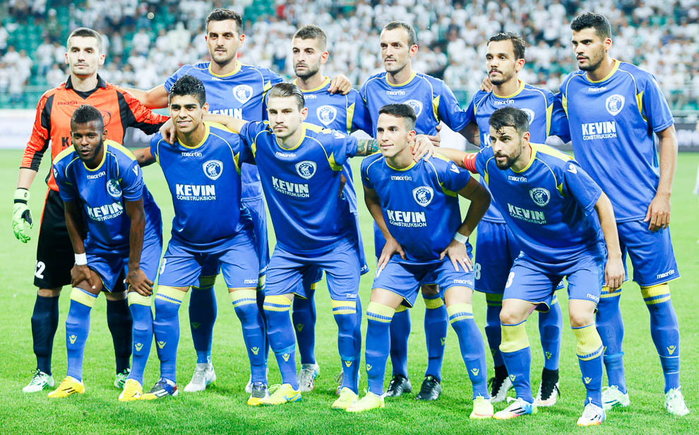 Legia Warszawa 1-0 FK Kukesi - fot. Piotr Galas/wiadomosci24.pl (zdjęcie 13 z 61)