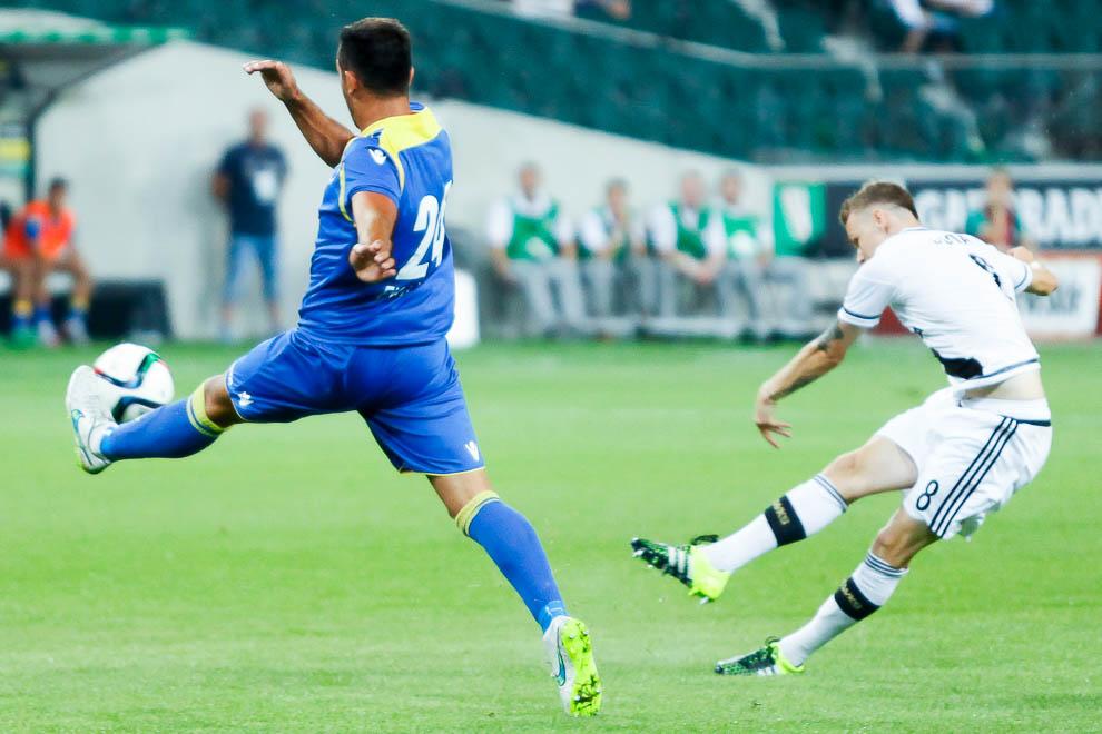 Legia Warszawa 1-0 FK Kukesi - fot. Piotr Galas/wiadomosci24.pl (zdjęcie 14 z 61)