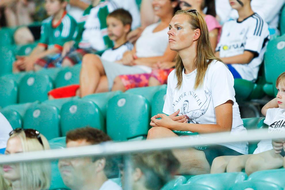 Legia Warszawa 1-0 FK Kukesi - fot. Piotr Galas/wiadomosci24.pl (zdjęcie 15 z 61)