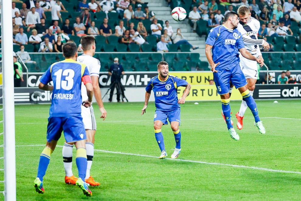 Legia Warszawa 1-0 FK Kukesi - fot. Piotr Galas/wiadomosci24.pl (zdjęcie 20 z 61)
