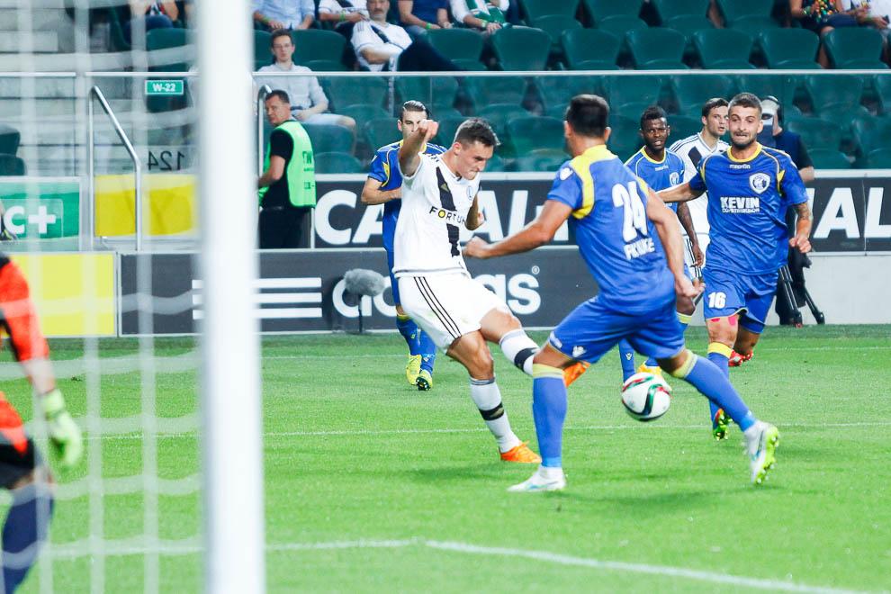 Legia Warszawa 1-0 FK Kukesi - fot. Piotr Galas/wiadomosci24.pl (zdjęcie 21 z 61)