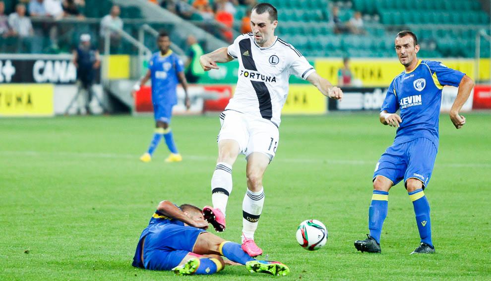 Legia Warszawa 1-0 FK Kukesi - fot. Piotr Galas/wiadomosci24.pl (zdjęcie 23 z 61)