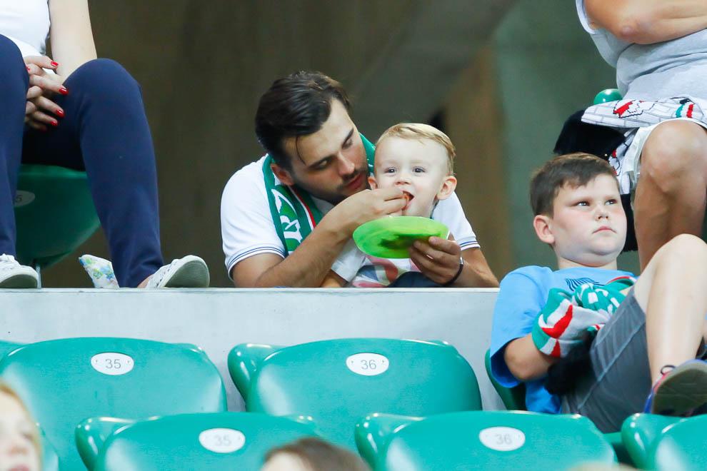 Legia Warszawa 1-0 FK Kukesi - fot. Piotr Galas/wiadomosci24.pl (zdjęcie 25 z 61)