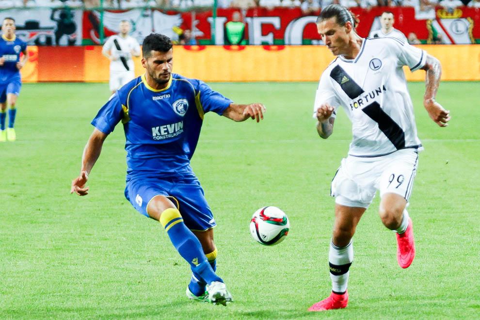 Legia Warszawa 1-0 FK Kukesi - fot. Piotr Galas/wiadomosci24.pl (zdjęcie 27 z 61)