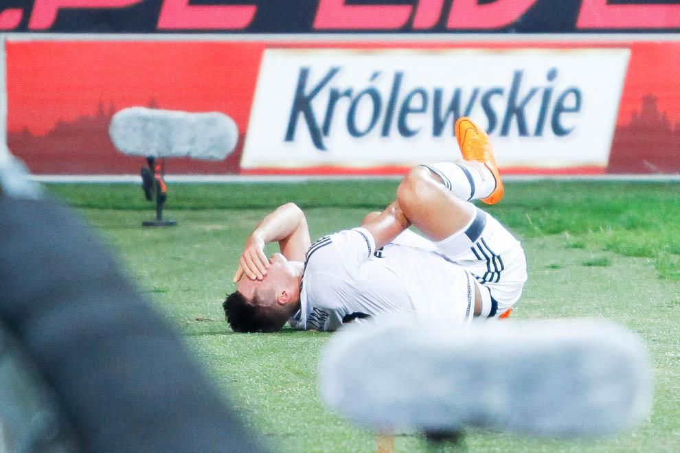 Legia Warszawa 1-0 FK Kukesi - fot. Piotr Galas/wiadomosci24.pl (zdjęcie 29 z 61)