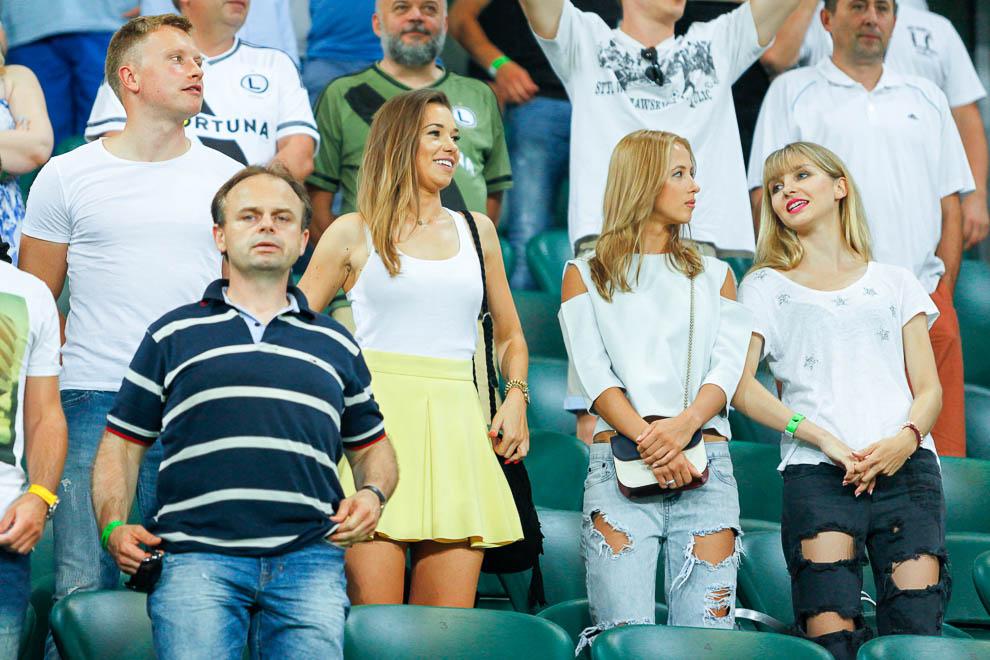 Legia Warszawa 1-0 FK Kukesi - fot. Piotr Galas/wiadomosci24.pl (zdjęcie 3 z 61)
