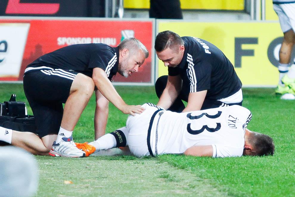 Legia Warszawa 1-0 FK Kukesi - fot. Piotr Galas/wiadomosci24.pl (zdjęcie 30 z 61)