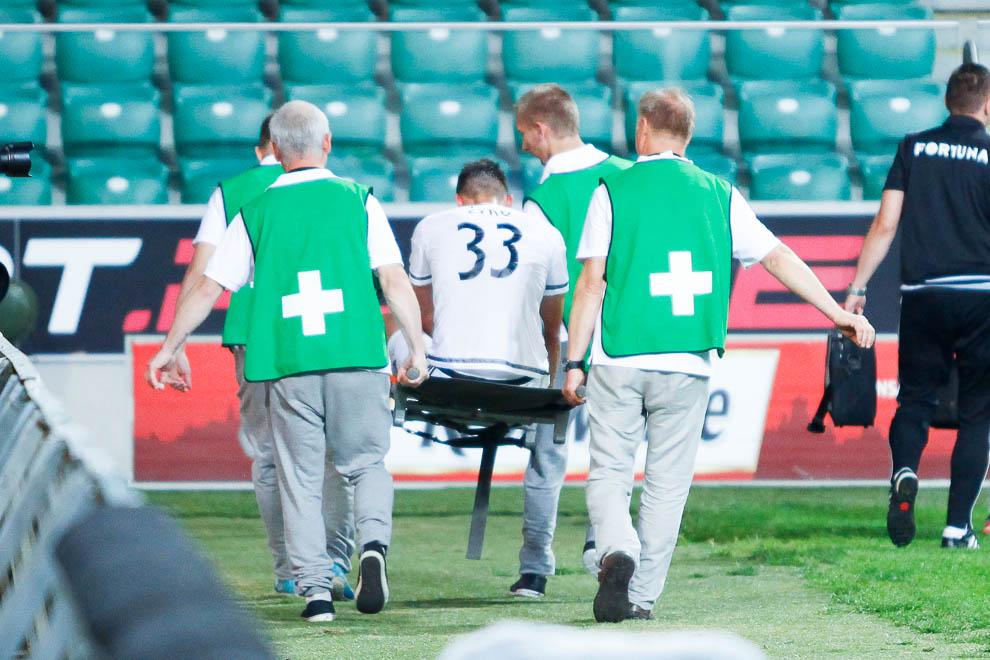 Legia Warszawa 1-0 FK Kukesi - fot. Piotr Galas/wiadomosci24.pl (zdjęcie 31 z 61)