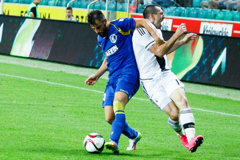 Legia Warszawa 1-0 FK Kukesi - fot. Piotr Galas/wiadomosci24.pl (zdjęcie 32 z 61)