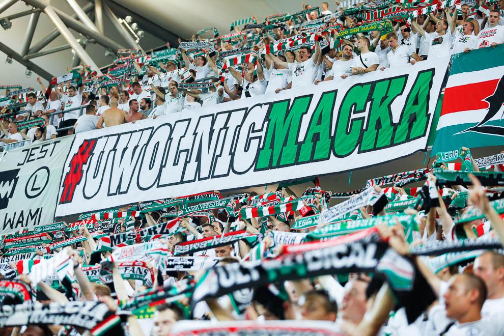 Legia Warszawa 1-0 FK Kukesi - fot. Piotr Galas/wiadomosci24.pl (zdjęcie 34 z 61)