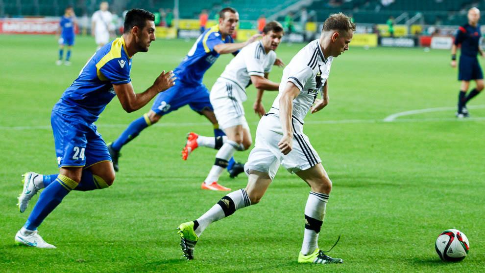 Legia Warszawa 1-0 FK Kukesi - fot. Piotr Galas/wiadomosci24.pl (zdjęcie 35 z 61)