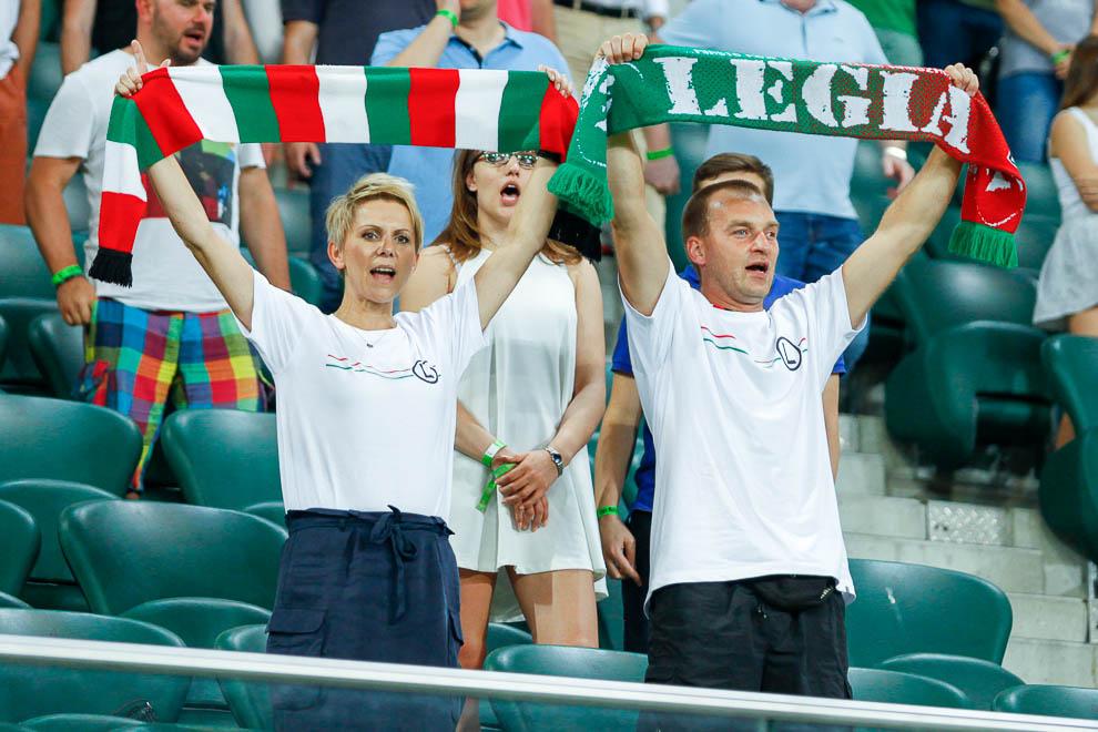 Legia Warszawa 1-0 FK Kukesi - fot. Piotr Galas/wiadomosci24.pl (zdjęcie 4 z 61)