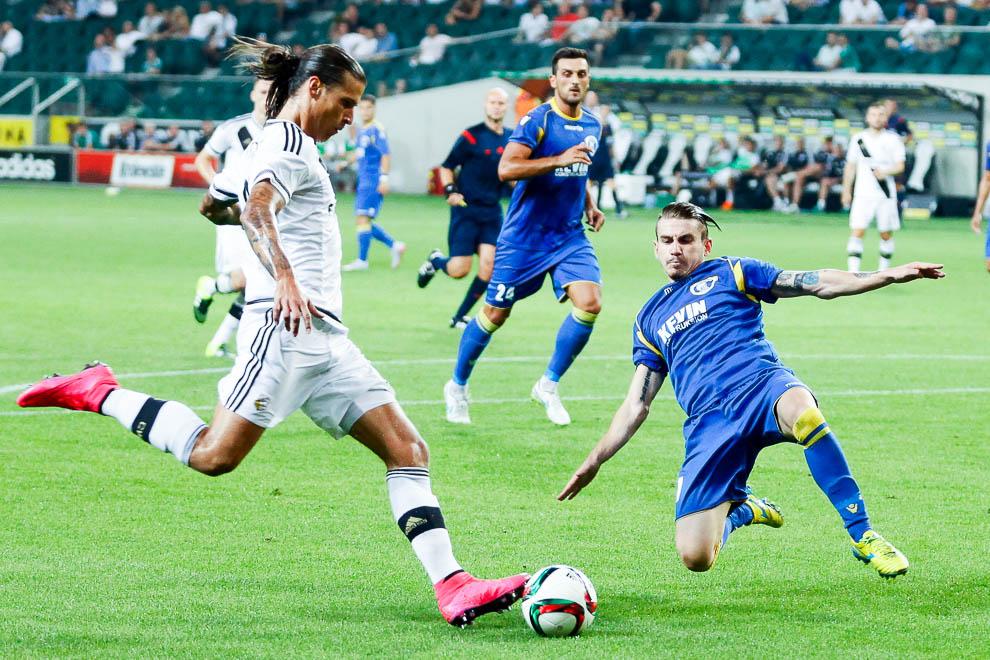 Legia Warszawa 1-0 FK Kukesi - fot. Piotr Galas/wiadomosci24.pl (zdjęcie 40 z 61)