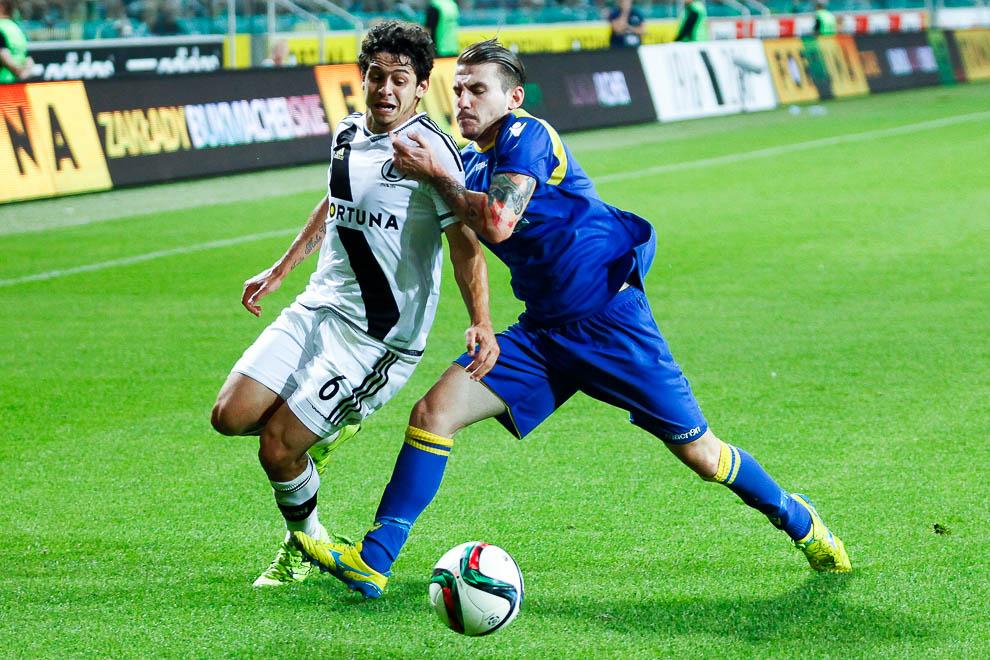 Legia Warszawa 1-0 FK Kukesi - fot. Piotr Galas/wiadomosci24.pl (zdjęcie 42 z 61)