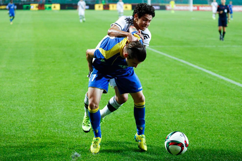 Legia Warszawa 1-0 FK Kukesi - fot. Piotr Galas/wiadomosci24.pl (zdjęcie 44 z 61)
