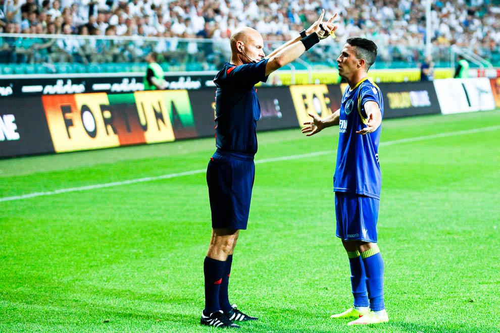 Legia Warszawa 1-0 FK Kukesi - fot. Piotr Galas/wiadomosci24.pl (zdjęcie 45 z 61)