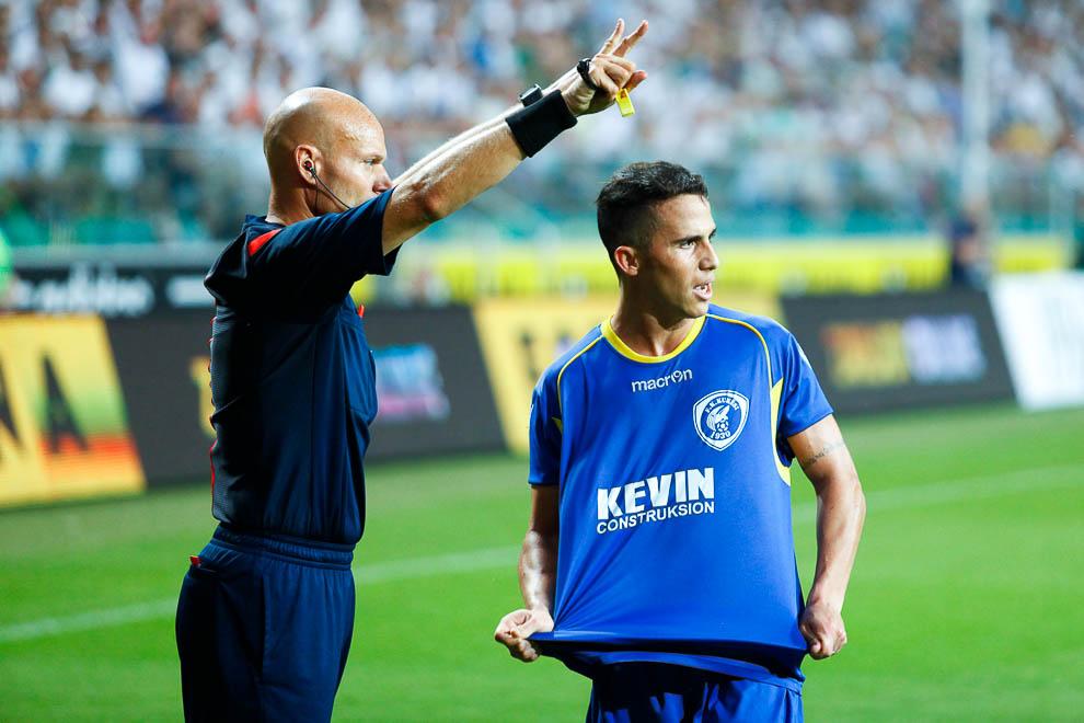 Legia Warszawa 1-0 FK Kukesi - fot. Piotr Galas/wiadomosci24.pl (zdjęcie 46 z 61)