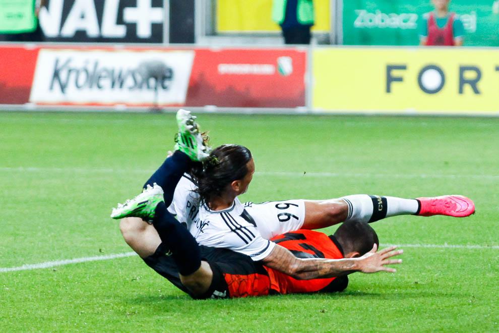 Legia Warszawa 1-0 FK Kukesi - fot. Piotr Galas/wiadomosci24.pl (zdjęcie 48 z 61)