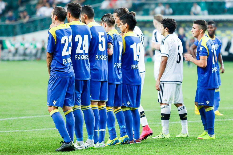 Legia Warszawa 1-0 FK Kukesi - fot. Piotr Galas/wiadomosci24.pl (zdjęcie 49 z 61)