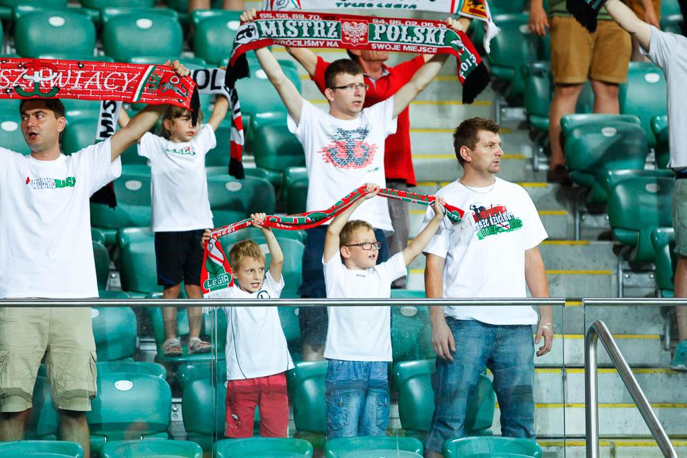 Legia Warszawa 1-0 FK Kukesi - fot. Piotr Galas/wiadomosci24.pl (zdjęcie 53 z 61)