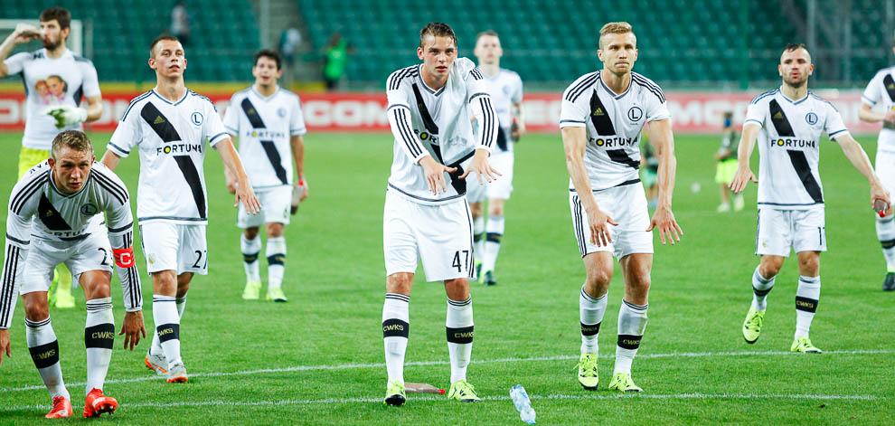 Legia Warszawa 1-0 FK Kukesi - fot. Piotr Galas/wiadomosci24.pl (zdjęcie 58 z 61)
