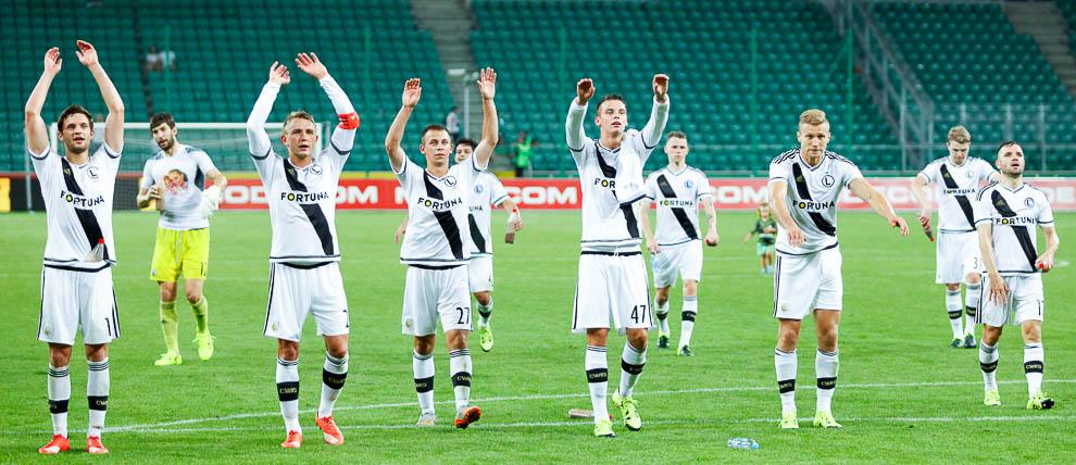 Legia Warszawa 1-0 FK Kukesi - fot. Piotr Galas/wiadomosci24.pl (zdjęcie 59 z 61)