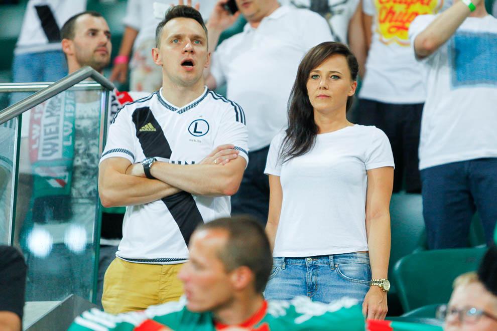Legia Warszawa 1-0 FK Kukesi - fot. Piotr Galas/wiadomosci24.pl (zdjęcie 6 z 61)
