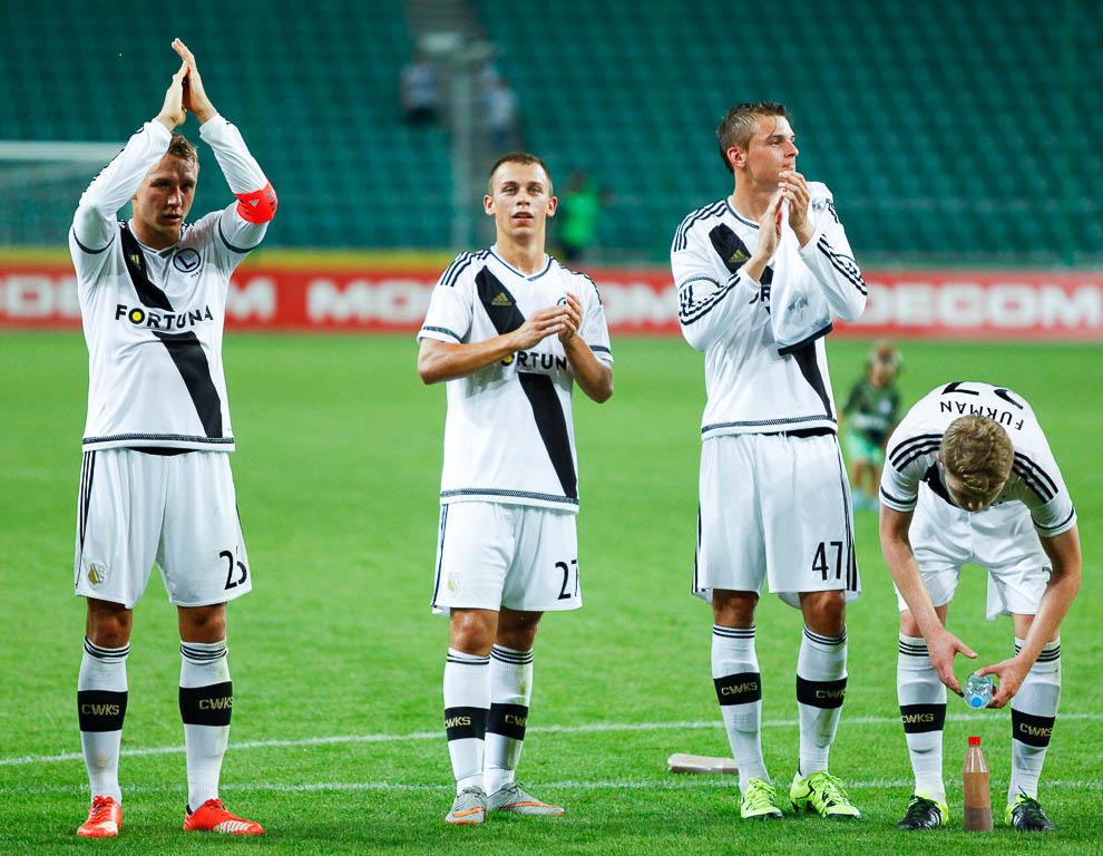 Legia Warszawa 1-0 FK Kukesi - fot. Piotr Galas/wiadomosci24.pl (zdjęcie 60 z 61)