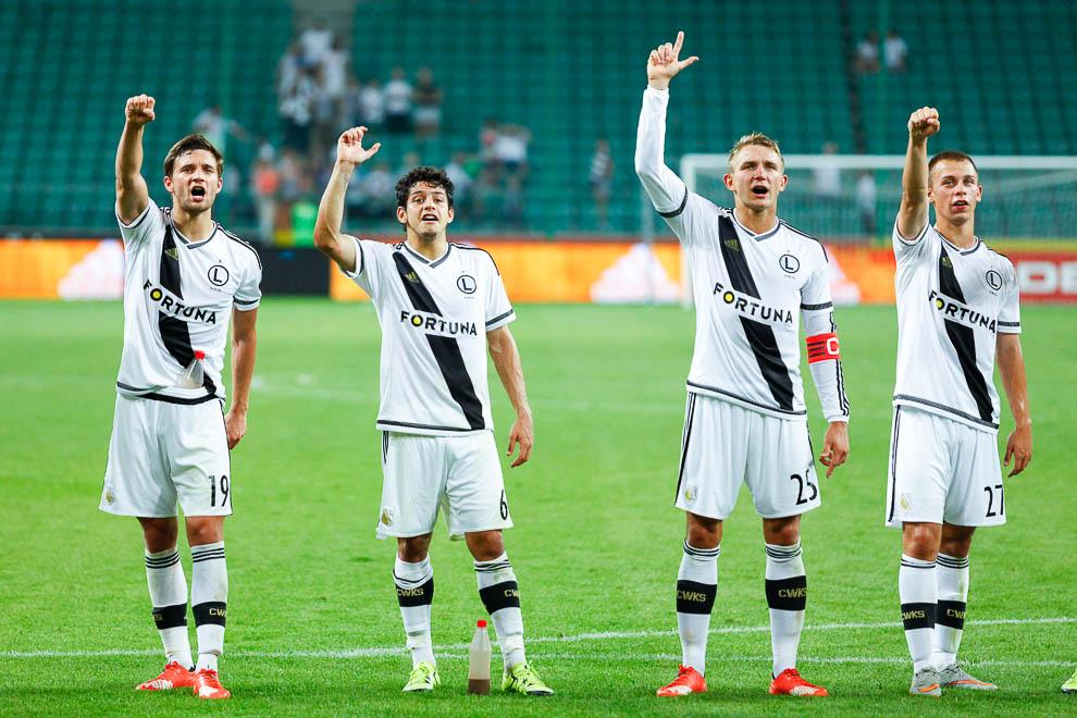 Legia Warszawa 1-0 FK Kukesi - fot. Piotr Galas/wiadomosci24.pl (zdjęcie 61 z 61)
