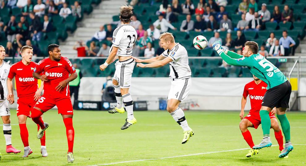 Legia Warszawa 4-1 Lechia Gdańsk - fot. Piotr Galas/wiadomosci24.pl (zdjęcie 14 z 65)
