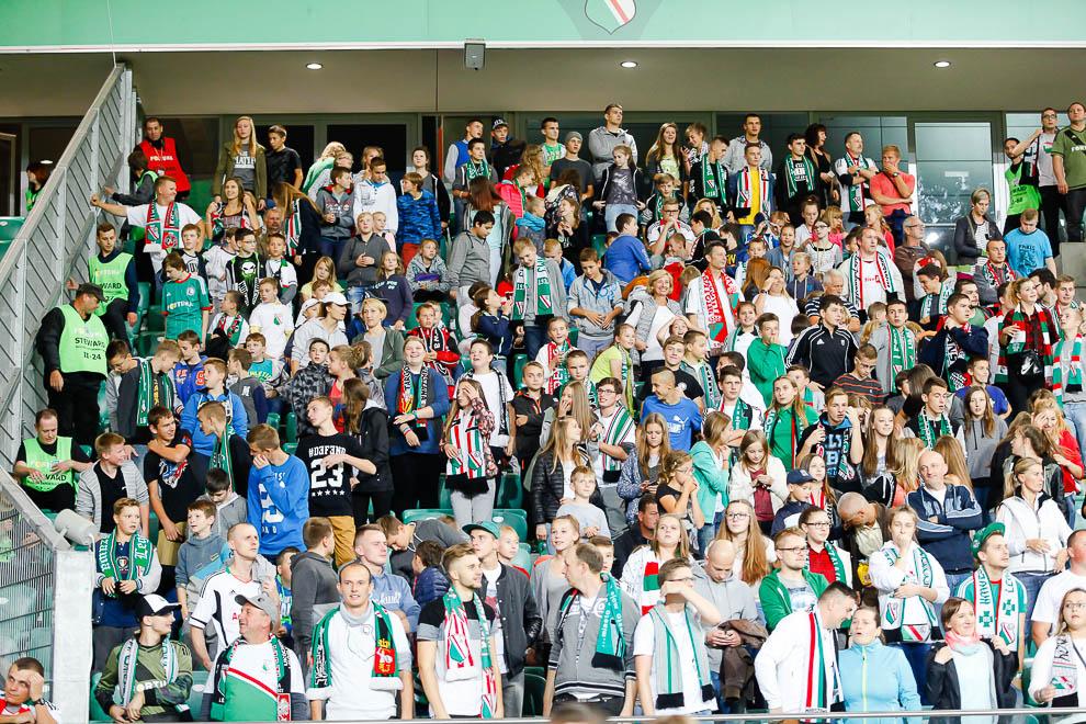 Legia Warszawa 4-1 Lechia Gdańsk - fot. Piotr Galas/wiadomosci24.pl (zdjęcie 16 z 65)
